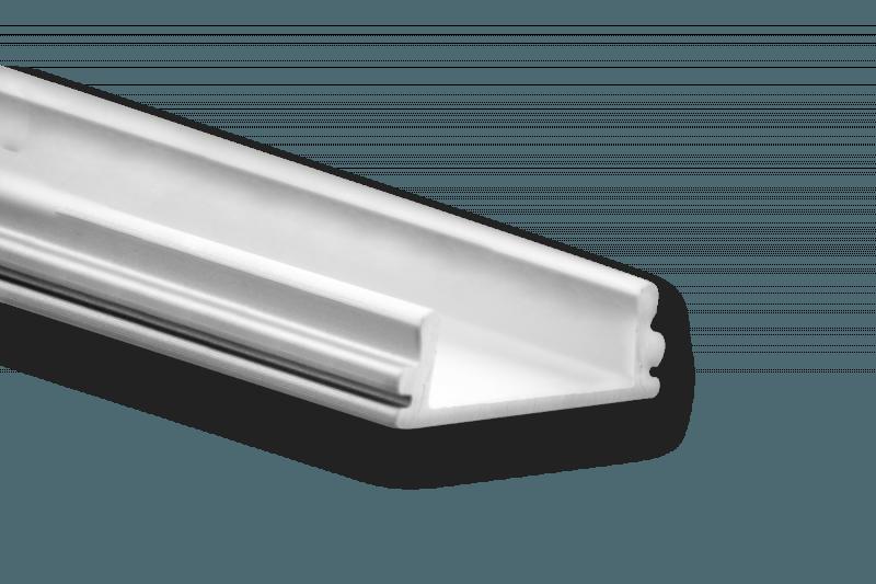 Artikelbild des Profilsystems P05 Aufbau flach