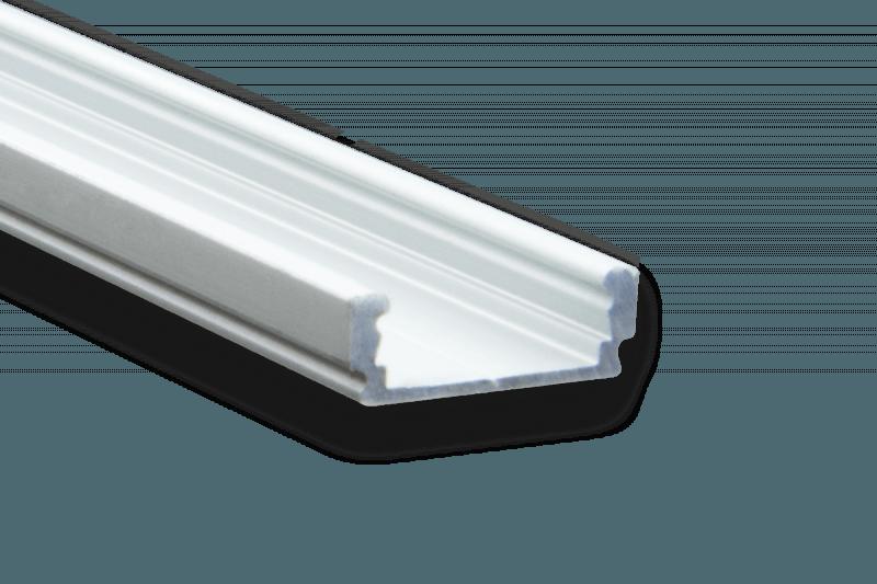 Artikelbild des Profilsystems P06 Aufbau flach