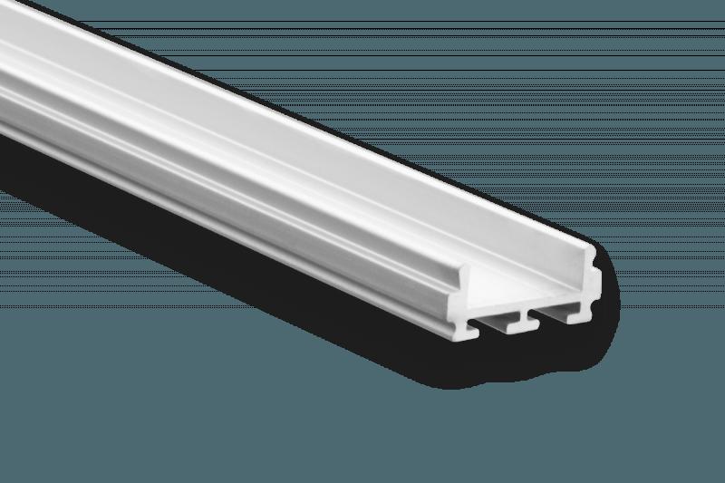 Artikelbild des Profilsystems P07 Aufbau flach