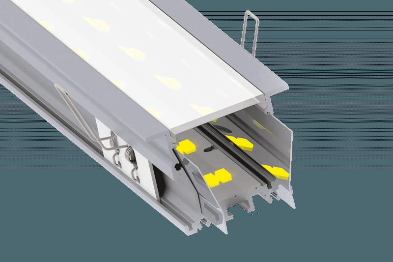 Artikelbild des Profilsystems PowerLine 35 Kragen RF